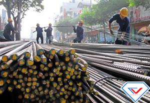"""Thép Trung Quốc """"chiếm 61% lượng sắt thép nhập vào Việt Nam"""
